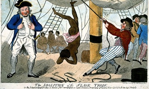 The Middle Passage Terrors And Zong Massacre