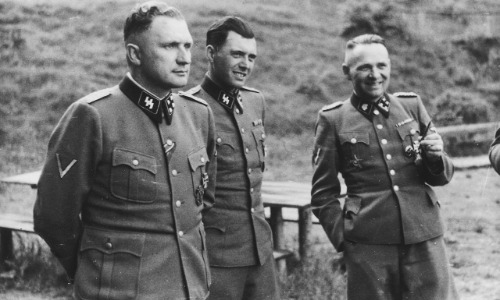 Joseph Mengele, the Angel of Death